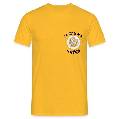 Lajimolala - Carbonara - Men's T-Shirt