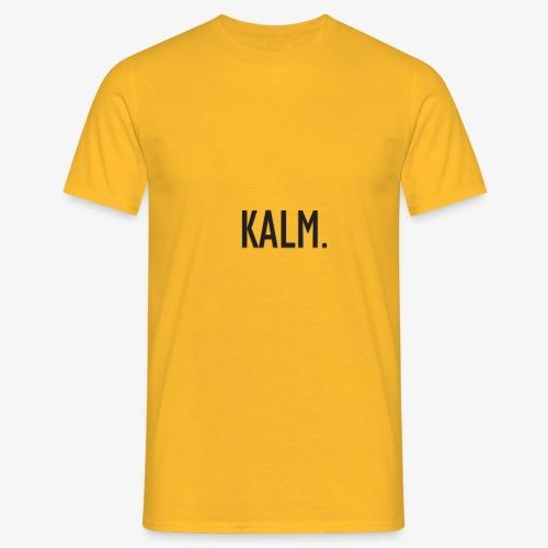KALM Simple - Men's T-Shirt