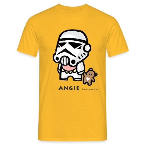 Personalised Angie starwar - Men's T-Shirt