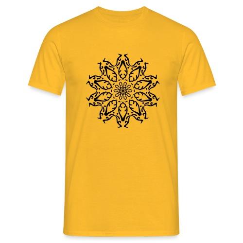fleur - T-shirt Homme
