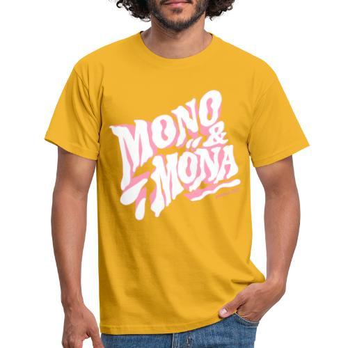 mono y mona - Camiseta hombre