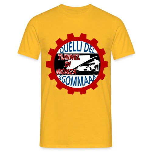 Sticker tunnel Monza2 png - Maglietta da uomo