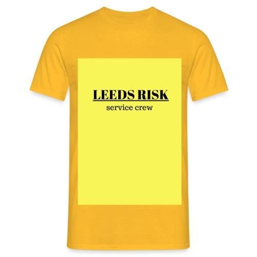 leeds risk - Men's T-Shirt