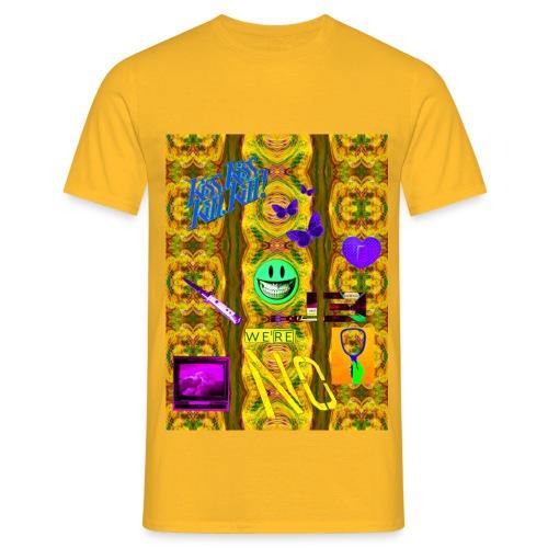 ELKISSKILL - Männer T-Shirt