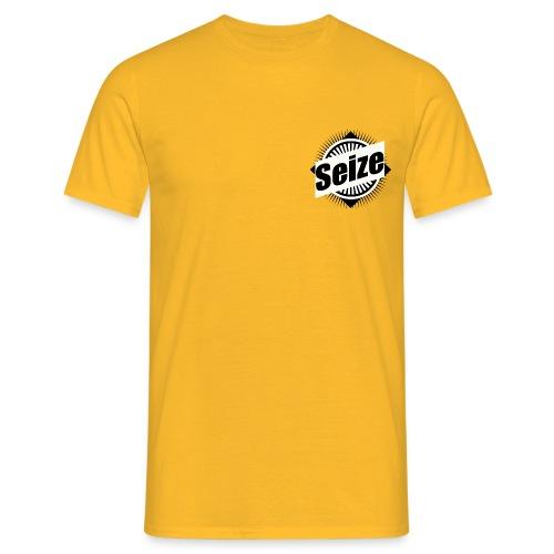 Seize Original Logo - Men's T-Shirt
