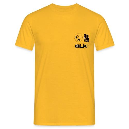 T-Shirt Acid faces. - T-shirt Homme
