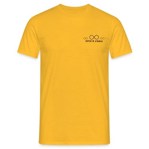 Infinte Power - Mannen T-shirt