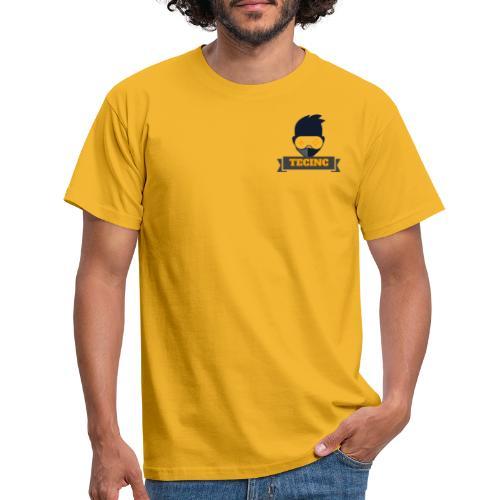 TecInc Twitch Logo - Herre-T-shirt