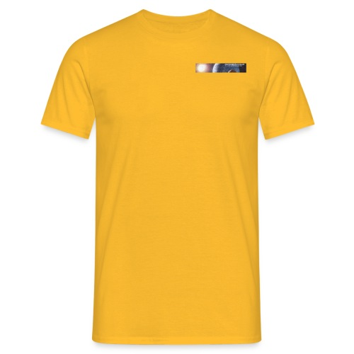 dark vb - Men's T-Shirt
