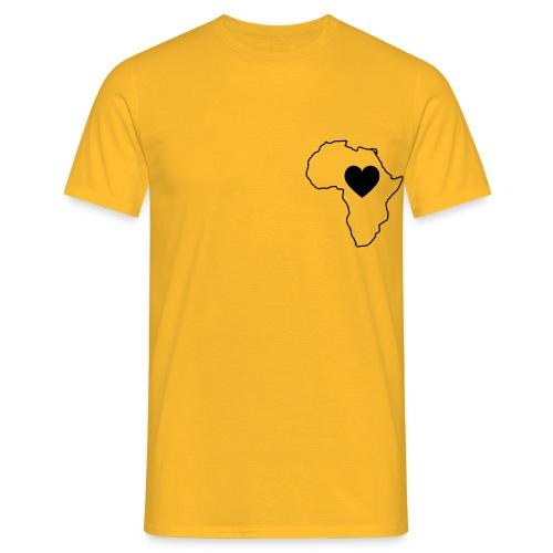 African Continent - Männer T-Shirt