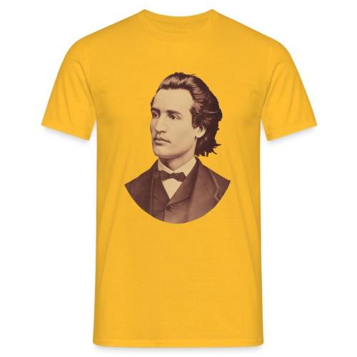 mihai eminescu - Männer T-Shirt