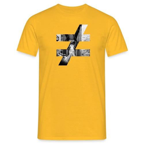 logo brücke1 png - Männer T-Shirt