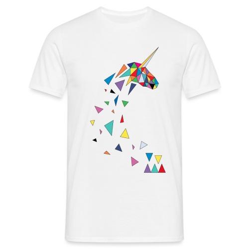 Licorne WALF - T-shirt Homme