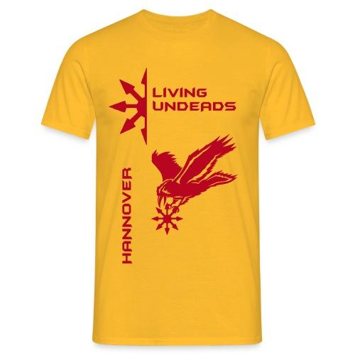 banner mono - Männer T-Shirt