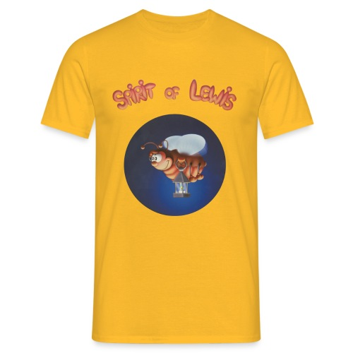 Spirit of Lewis - T-shirt Homme