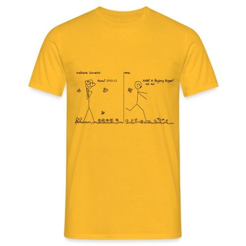 A flying tiger! - Männer T-Shirt