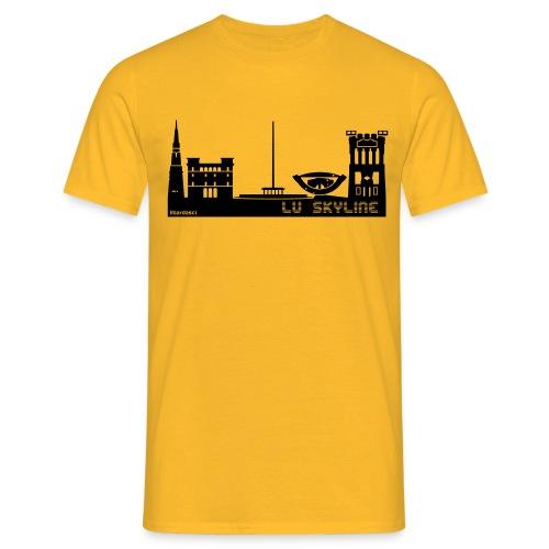 Lu skyline de Terni - Maglietta da uomo