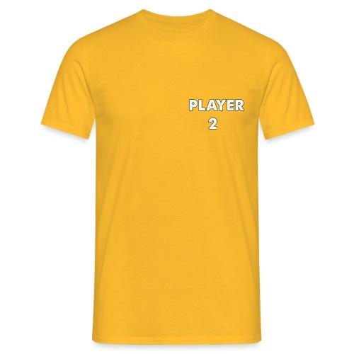 PLAYER 2 - Camiseta hombre