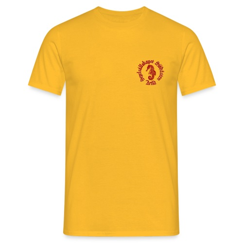 1965logotherealone - T-shirt herr