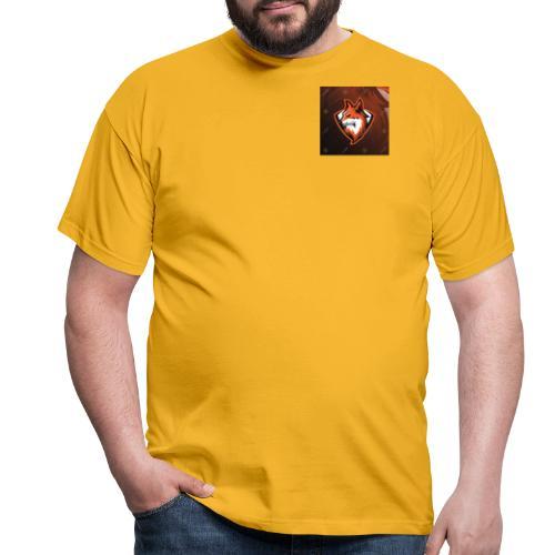 fox - Herre-T-shirt