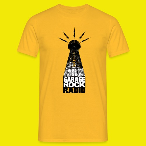 LE GARAGE OF ROCK RADIO - LIMITED EDITION - T-shirt Homme