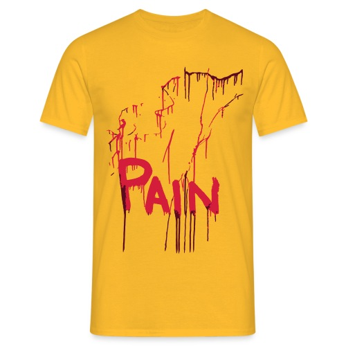 Pain - Men's T-Shirt