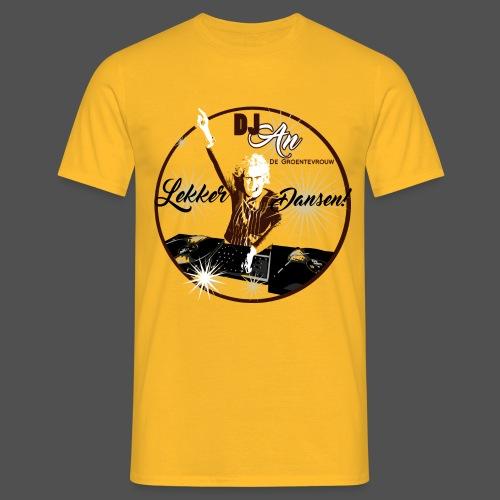 DJ An - Mannen T-shirt
