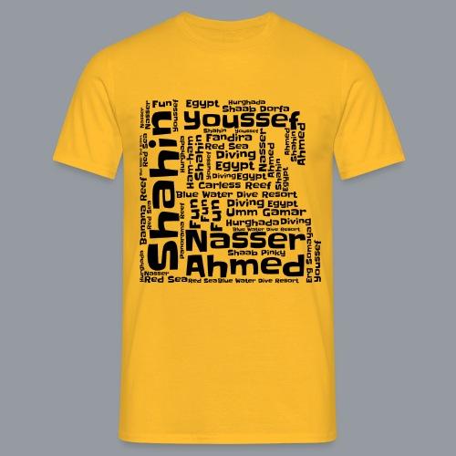 Shahin - Männer T-Shirt