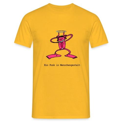PunkMensch - Männer T-Shirt