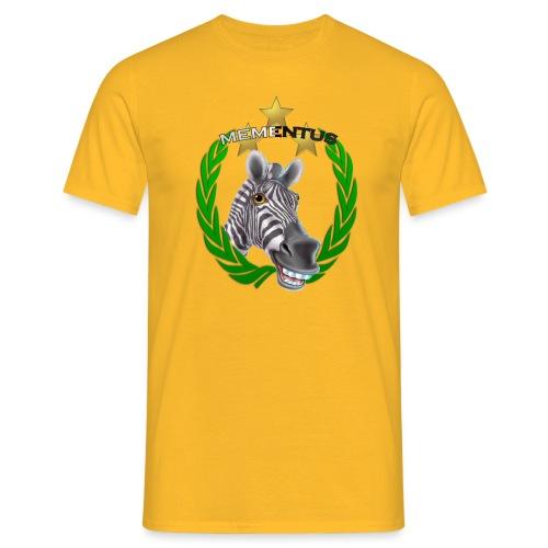 Logo Mementus - Maglietta da uomo