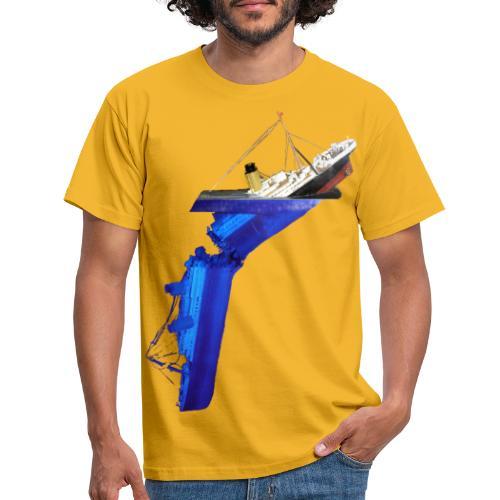 Titanic Breakup - Camiseta hombre