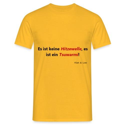 Tsuwarmi - Männer T-Shirt