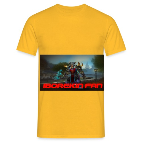 84358146 profilemain png - Men's T-Shirt