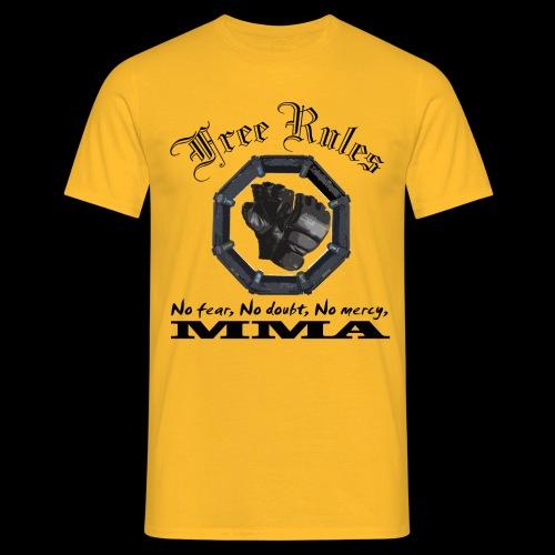 mma 02 - T-shirt Homme