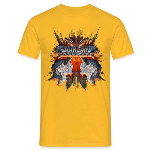 Saarland Underground Gits - Männer T-Shirt