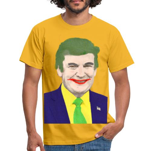 The Joker In Chief - Men's T-Shirt
