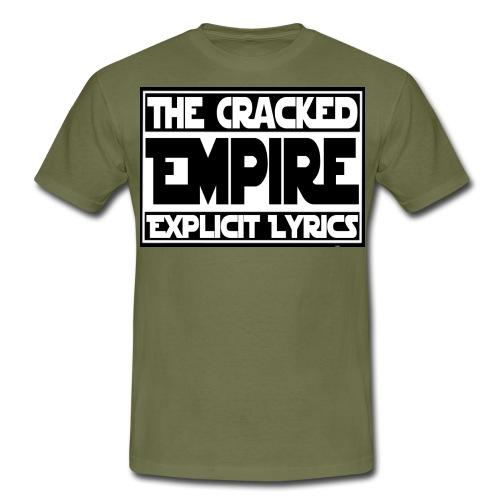 TCE Explicit Lyrics jpg - Männer T-Shirt
