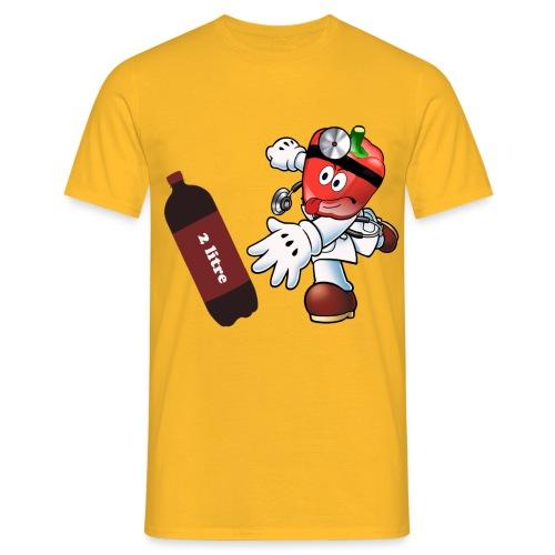 DrPepper2litre Twitch - Men's T-Shirt
