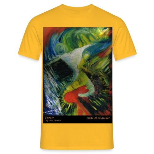 Dancer - Men's T-Shirt