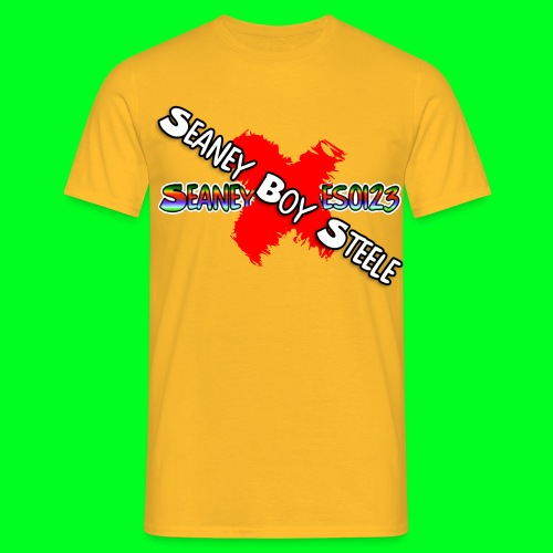 Seaney G BOY STEELE - Men's T-Shirt