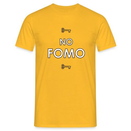 No FOMO png - Men's T-Shirt