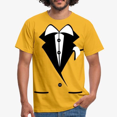 Esmoquin de gala - Camiseta hombre