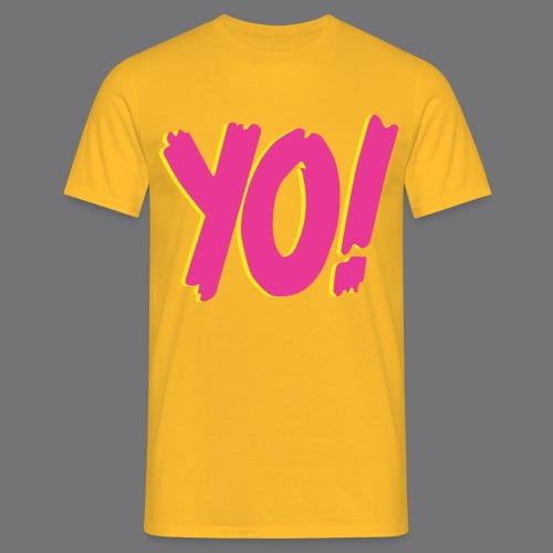 YO Tee Shirts - Men's T-Shirt