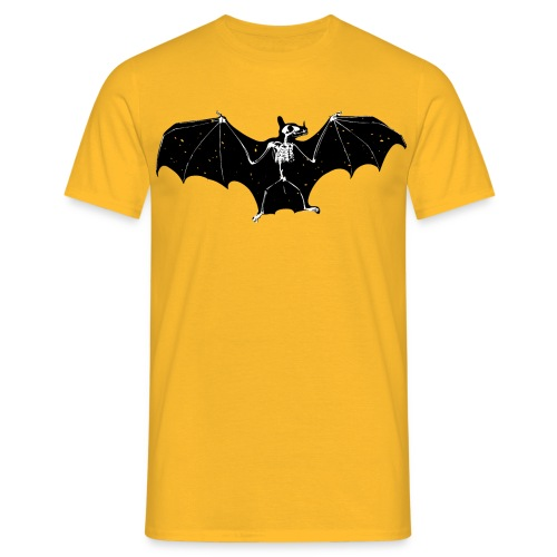 Bat skeleton #1 - Men's T-Shirt