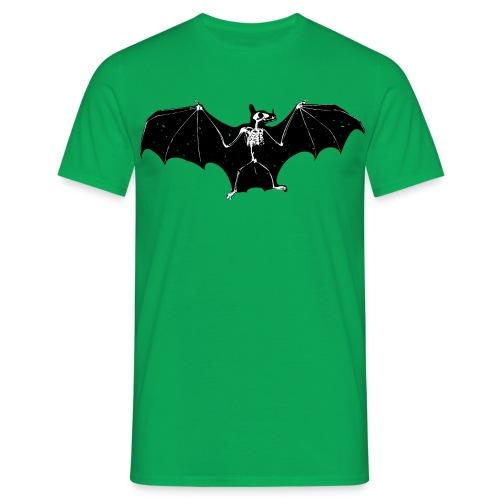 Bat skeleton #1 - Men's T-Shirt