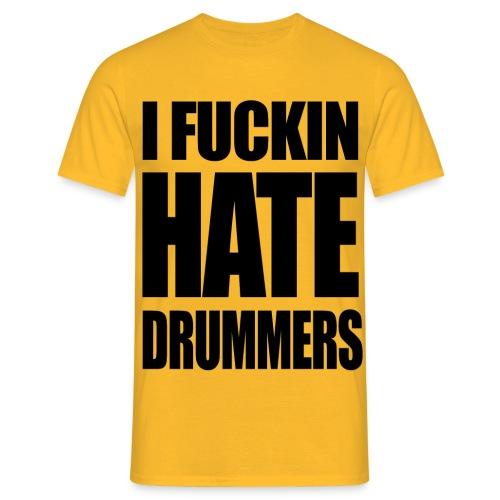 IFHD black - Men's T-Shirt