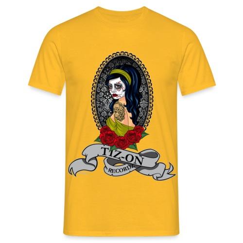Santa Muerte - T-shirt Homme