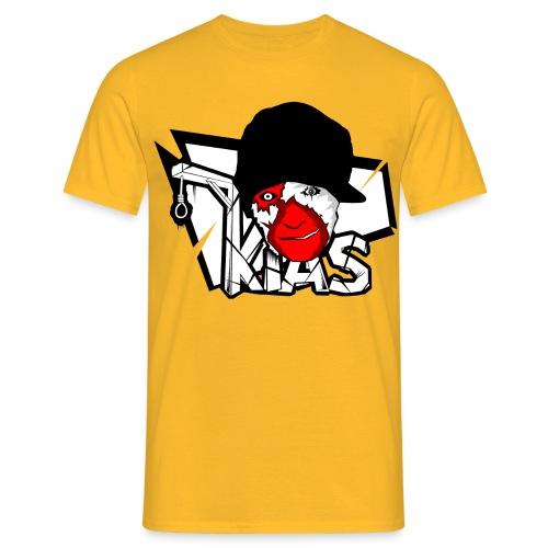 KIAS SHIRT2 png - Männer T-Shirt