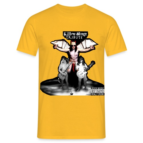 Killer Slugz Tribute png - Men's T-Shirt