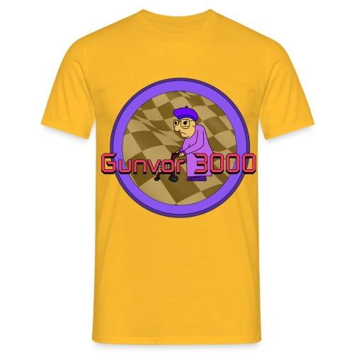 Gunvor 3000 png - T-shirt herr